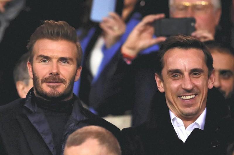 Beckham trở lại Old Trafford, MU thiệt thòi ở Champions League - ảnh 1