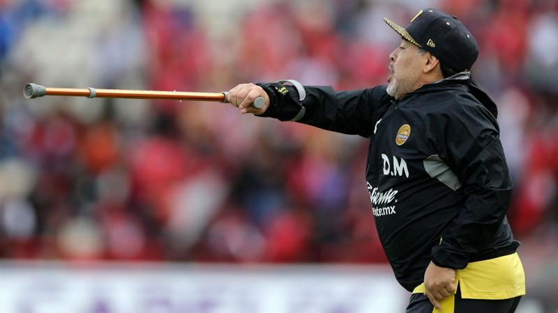 Việt Nam lên hạng 98 thế giới sau 16 năm, Maradona dính 'phốt' - ảnh 4