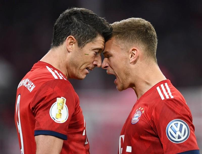 Pep run rẩy trước các ca chấn thương, Bayern thắng 'điên rồ' - ảnh 3