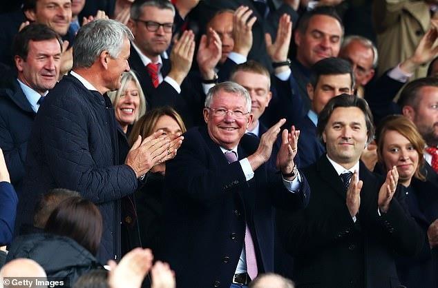 Ferguson dự đoán Liverpool vô địch, Barca sợ tinh thần MU - ảnh 2