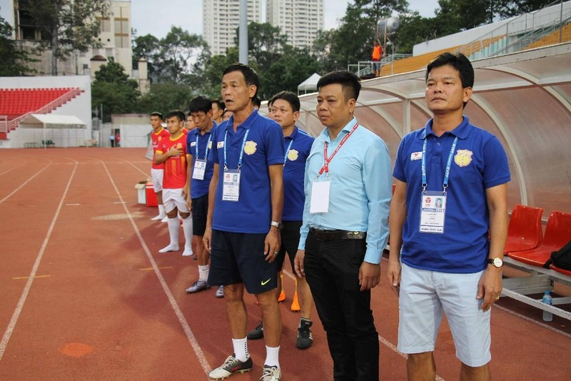 VĐV đổ máu, Malaysia bị loại; CLB Hà Nội bại trận - ảnh 3