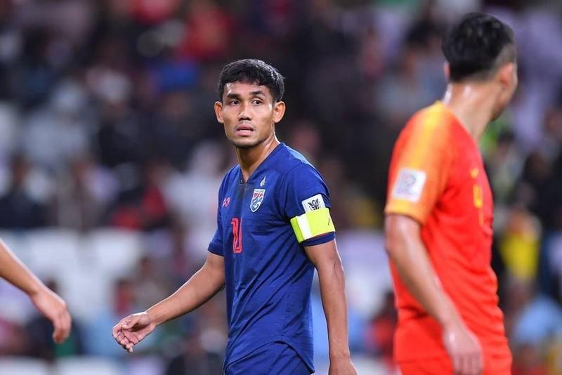Vô địch do đối thủ bỏ trận; Thái Lan tiếp tục gặp tổn thất - ảnh 1
