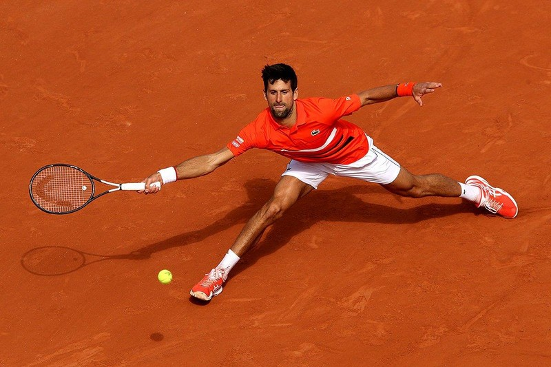 Bất bại, Djokovic lập kỷ lục tại Roland Garros - ảnh 1