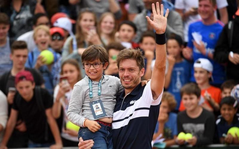 Khoảnh khắc gây xúc động nhất Roland Garros 2019 - ảnh 2
