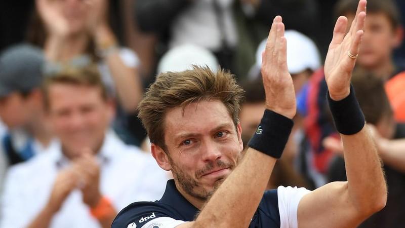 Khoảnh khắc gây xúc động nhất Roland Garros 2019 - ảnh 1