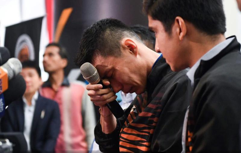 Lukaku úp mở việc chia tay 'Quỷ đỏ'; Lee Chong Wei giải nghệ - ảnh 5