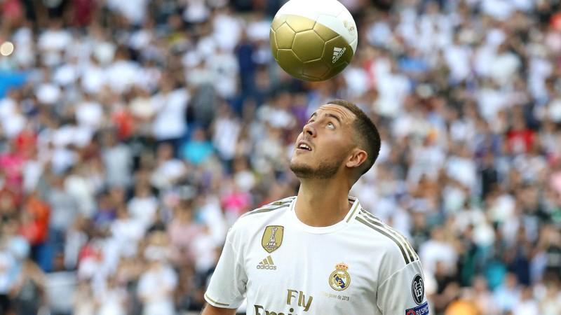 Hazard ra mắt Real với áo không số; Sarri cập bến Juventus - ảnh 2