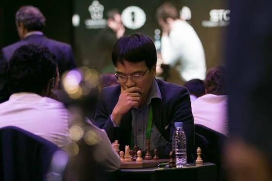 Lê Quang Liêm xuất thần đoạt vô địch cờ vua châu Á - ảnh 1