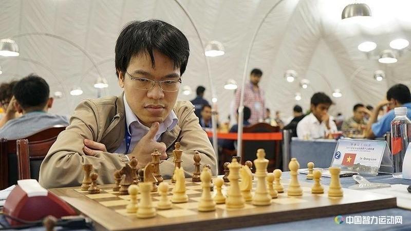 Lê Quang Liêm xuất thần đoạt vô địch cờ vua châu Á - ảnh 2