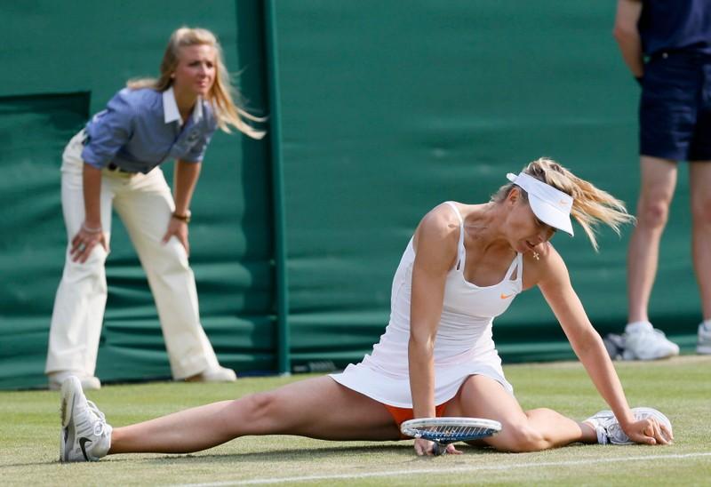 Sharapova tái xuất; Áo đấu đắt nhất thế giới giá 5,6 triệu USD - ảnh 2