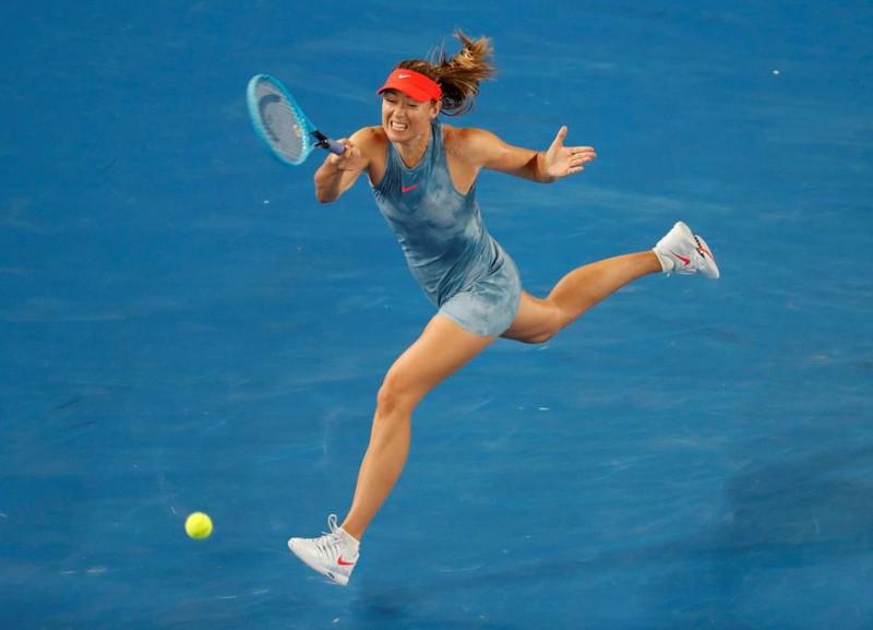 Sharapova tái xuất; Áo đấu đắt nhất thế giới giá 5,6 triệu USD - ảnh 1