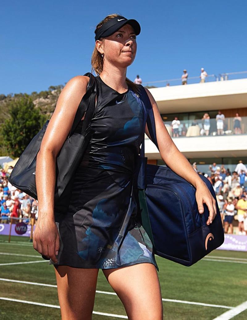 Drogba được vinh danh, Sharapova thảm bại tại Mallorca Open - ảnh 4