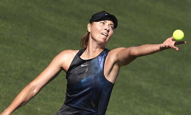 Drogba được vinh danh, Sharapova thảm bại tại Mallorca Open - ảnh 3