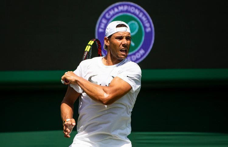 Nadal - Kyrgios, cuộc đối đầu 'bom tấn' tại Wimbledon - ảnh 1