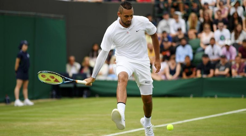 Nadal - Kyrgios, cuộc đối đầu 'bom tấn' tại Wimbledon - ảnh 2