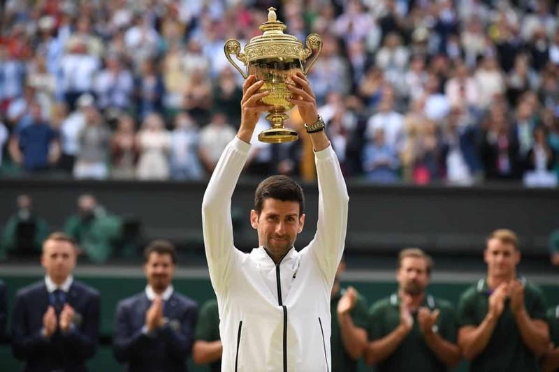 Cứu thua 2 điểm championship, Djokovic vô địch Wimbledon - ảnh 1