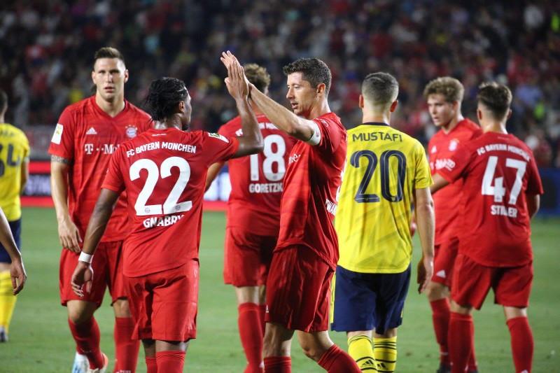 UAE dè chừng sức phản công của Việt Nam, Arsenal hạ Bayern - ảnh 4