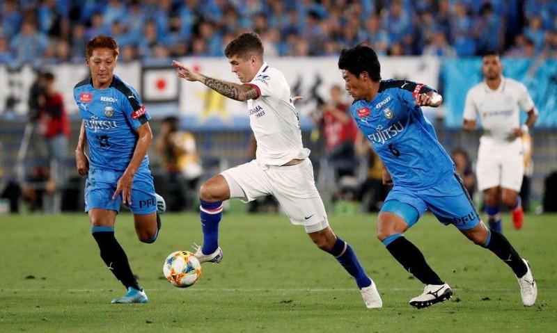 Vô địch J-League quật ngã Chelsea, MU cẩn trọng đến Trung Quốc - ảnh 5