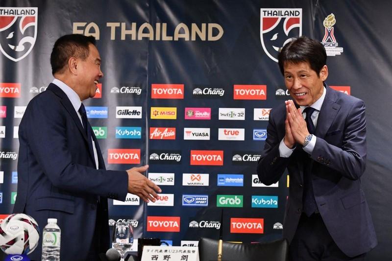 HLV Akira lo lắng trước đại chiến Việt Nam; Man City bại trận - ảnh 2