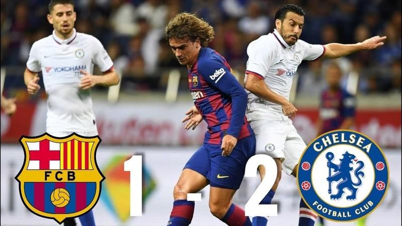 Sun Yang nổi điên vì bị tẩy chay, Chelsea đánh bại Barcelona - ảnh 5