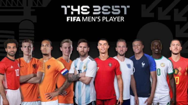 Mbappe tranh giải FIFA The Best 2019 với Messi và Ronaldo - ảnh 4