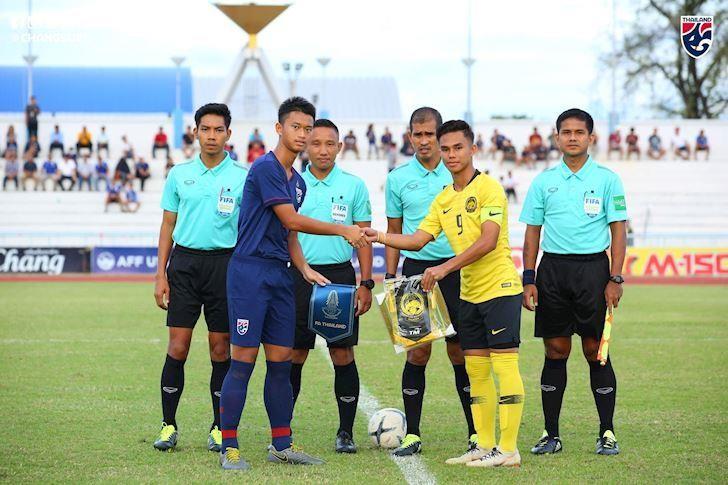 Tuyển thủ U-15 Malaysia bật mí màn ẩu đả với Thái Lan - ảnh 4