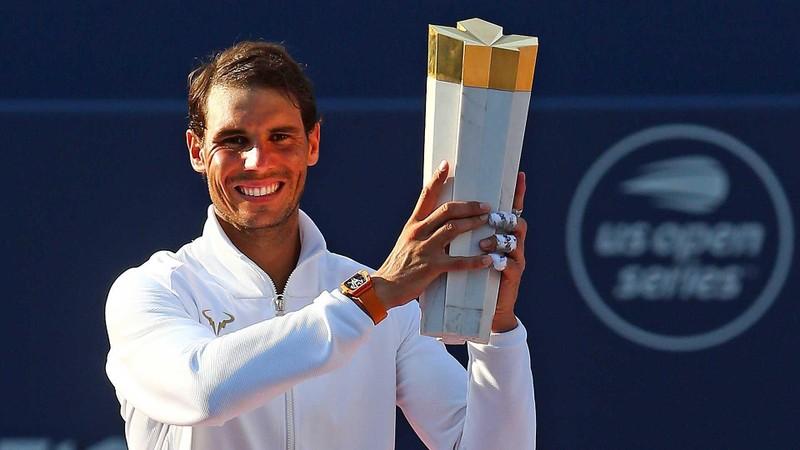 Đăng quang Rogers Cup, Nadal rút lui khỏi Cincinnati Masters - ảnh 2