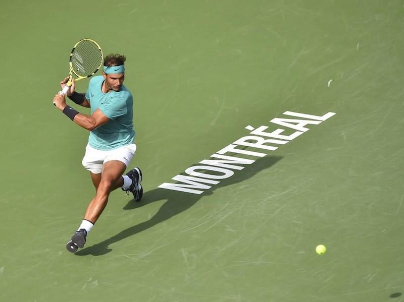 Đăng quang Rogers Cup, Nadal rút lui khỏi Cincinnati Masters - ảnh 1