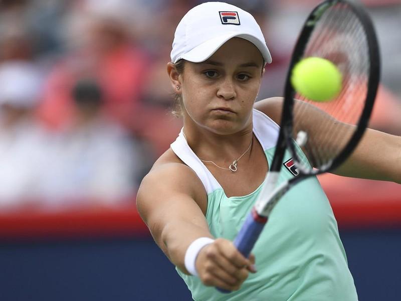 Sharapova thách thức cựu số 1 thế giới Barty - ảnh 2