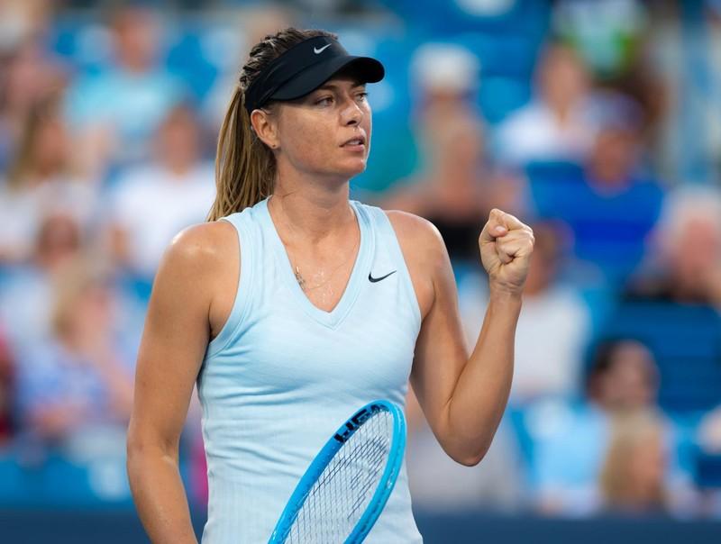 Sharapova thách thức cựu số 1 thế giới Barty - ảnh 1