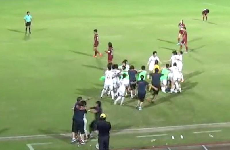 Đánh bại Thái Lan, nữ Việt Nam vô địch AFF Cup 2019 - ảnh 3