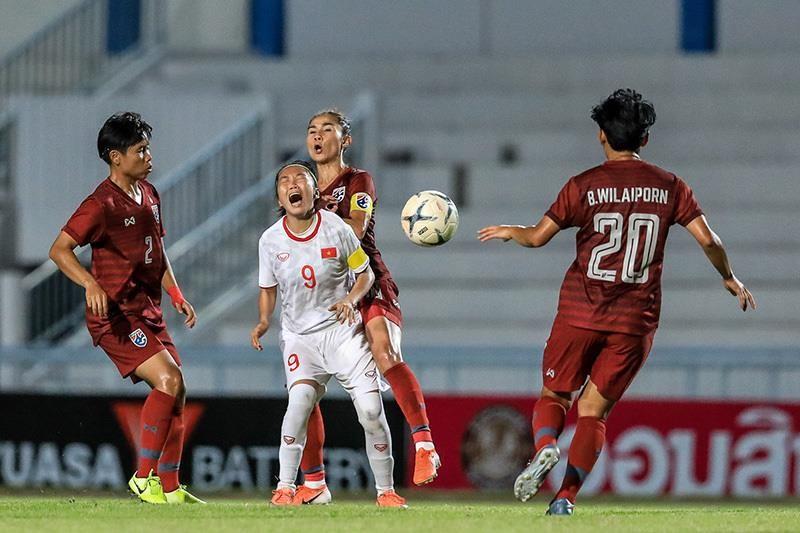 Đánh bại Thái Lan, nữ Việt Nam vô địch AFF Cup 2019 - ảnh 1