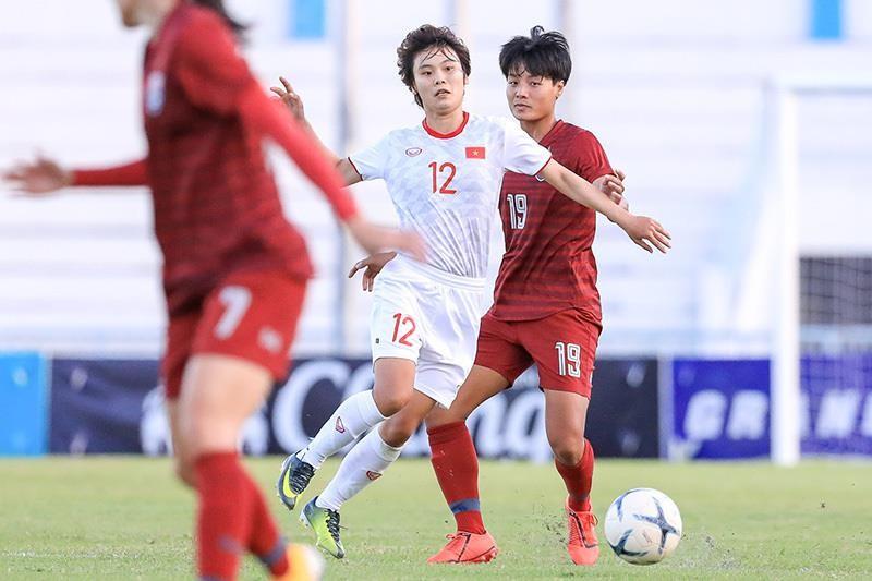 Đánh bại Thái Lan, nữ Việt Nam vô địch AFF Cup 2019 - ảnh 2