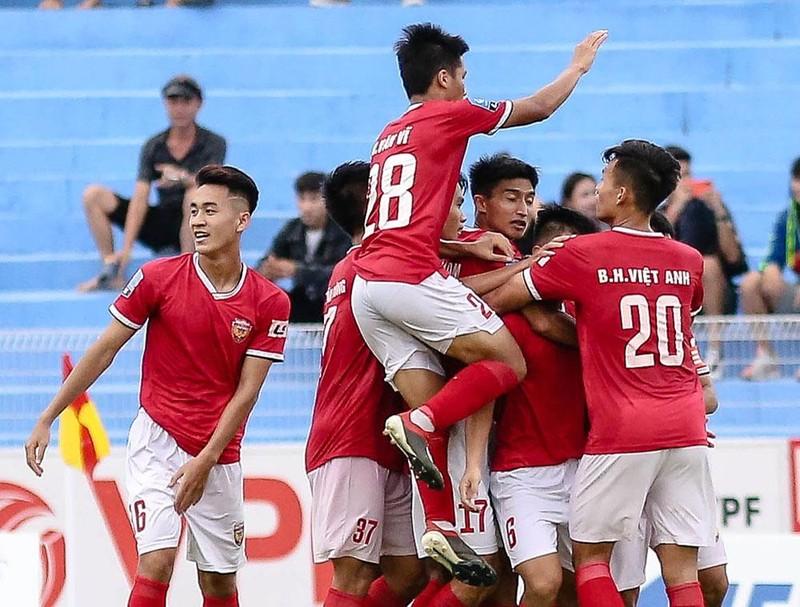 Đội bóng cũ của bầu Hiển giành quyền đá V-League mùa sau - ảnh 5