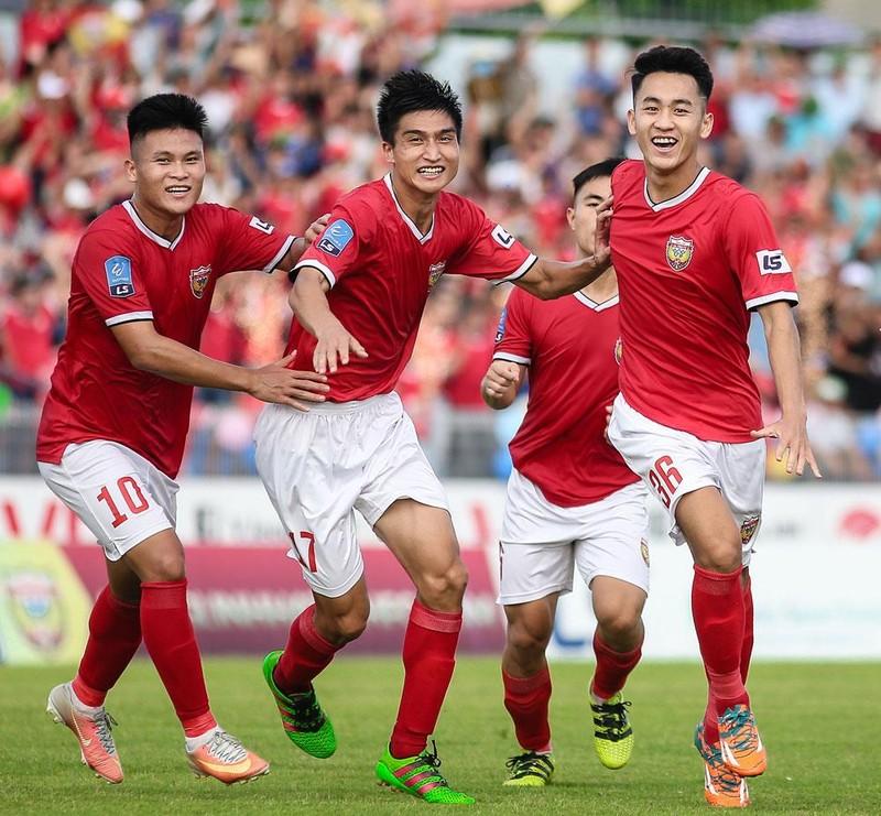 Đội bóng cũ của bầu Hiển giành quyền đá V-League mùa sau - ảnh 4