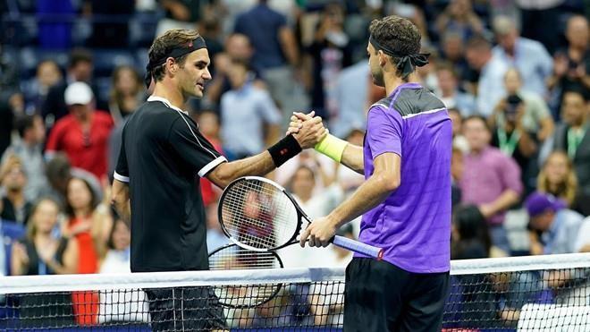 Sốc: Federer bị loại khỏi Mỹ mở rộng; MU quyết mua Eriksen  - ảnh 1