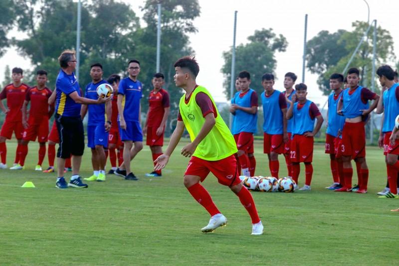 U-22 Việt Nam không dự BTV Cup; Hoàng Nam, Daniel vô tứ kết - ảnh 4