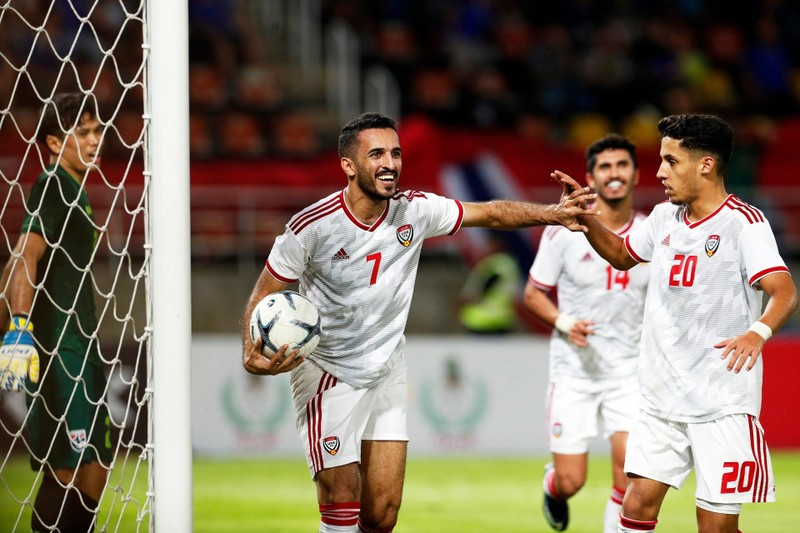 Mỹ Đình, sân khách đầy giông bão với UAE; Chung kết U-21 QG - ảnh 2