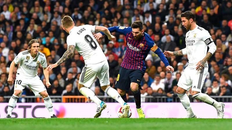 La Liga ấn định ngày đấu El Clasico; MU sắp chiêu mộ Mandzukic - ảnh 4