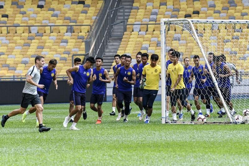 HLV Park chờ VFF quyết vụ Văn Hậu; Malaysia muốn đánh bại Thái - ảnh 4