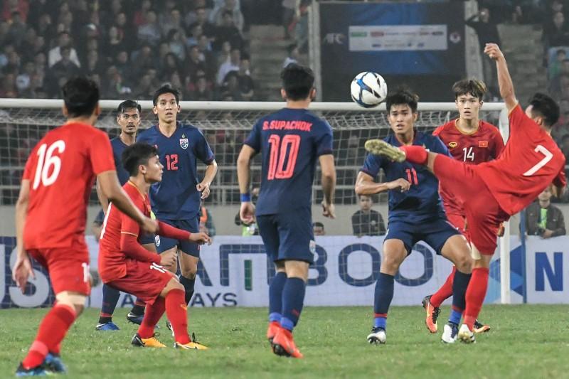 Thái Lan quyết đua 2 HCV bóng đá với Việt Nam; Chỉ tiêu 65 HCV - ảnh 1