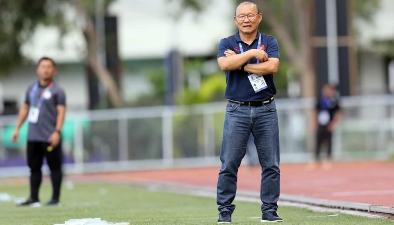CĐV Hàn Quốc xem Việt Nam đấu SEA Games 30; Alonso trắng án - ảnh 1