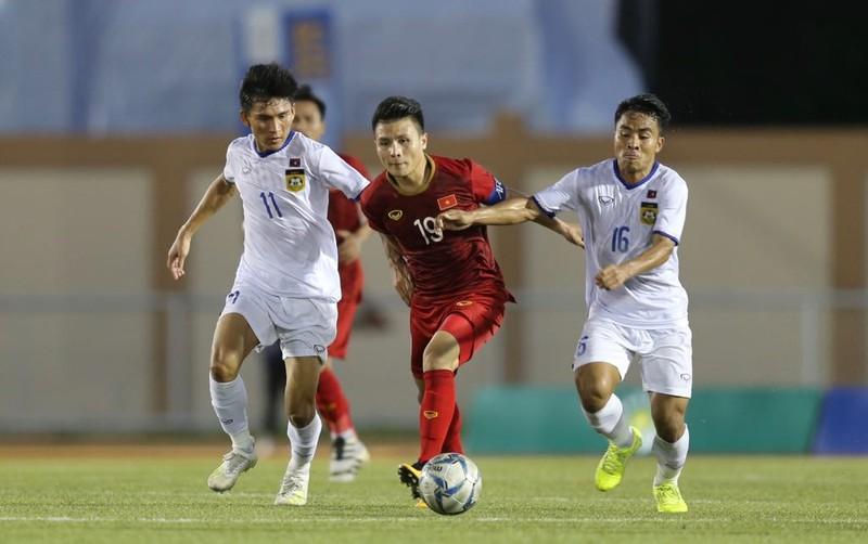 Messi Lào nói Việt Nam sẽ đoạt HCV; Quang Hải cảm ơn đồng đội - ảnh 5