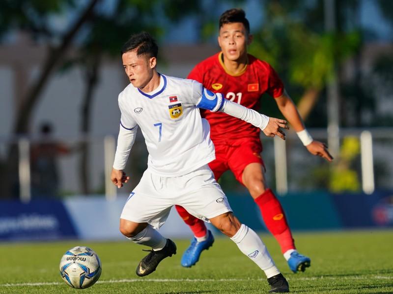 Messi Lào nói Việt Nam sẽ đoạt HCV; Quang Hải cảm ơn đồng đội - ảnh 1
