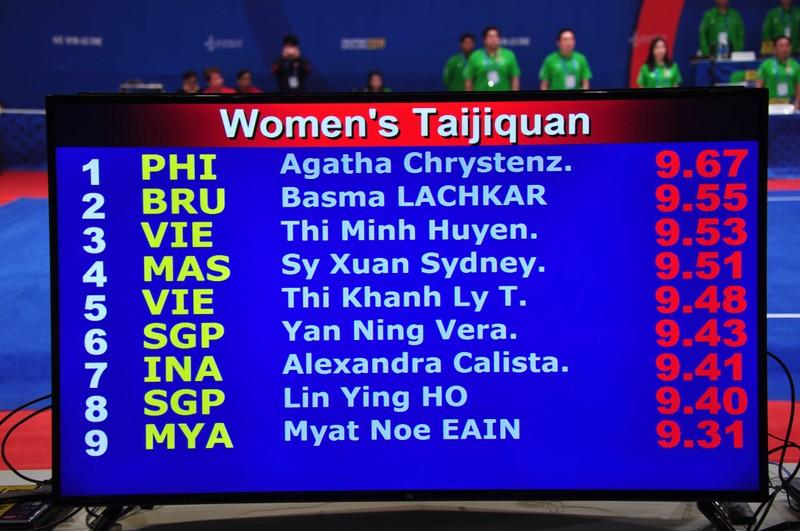 Clip: Minh Huyền đoạt HC đầu tiên về cho thể thao Việt Nam - ảnh 1