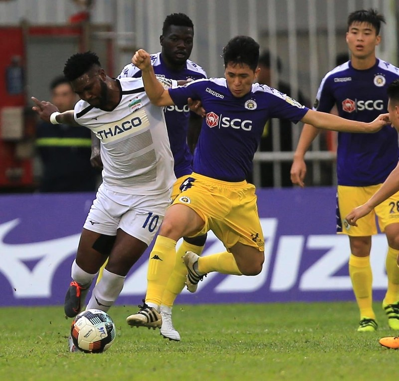 Đình Trọng trở lại, Văn Hậu không dự VCK U-23 châu Á 2020 - ảnh 1