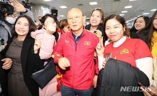 Hàn Quốc chào đón thầy Park và U-23; Đội nữ Việt Nam tăng hạng - ảnh 2