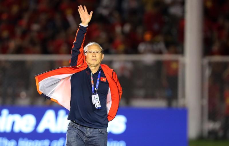 Ông Park bất bại 28 trận ở khu vực; Quang Hải vào đề cử châu Á - ảnh 1