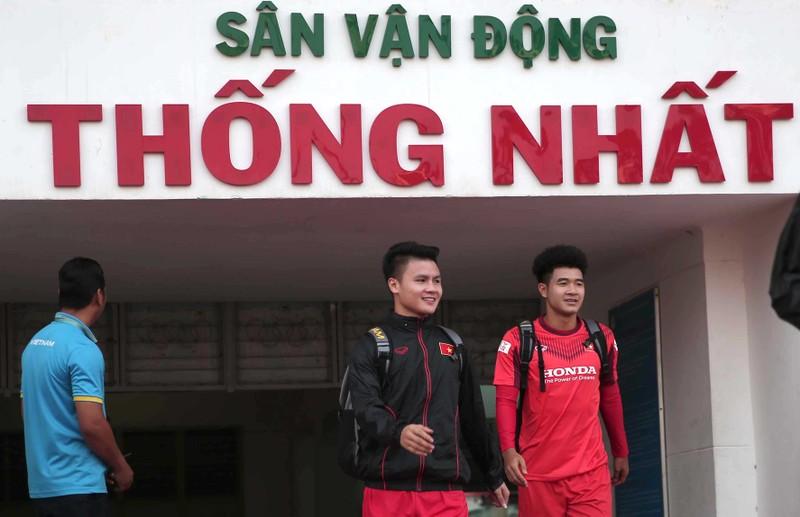 Đức Chinh 'nổ súng', U23 Việt Nam bất bại; Nishino nhận áp lực - ảnh 1
