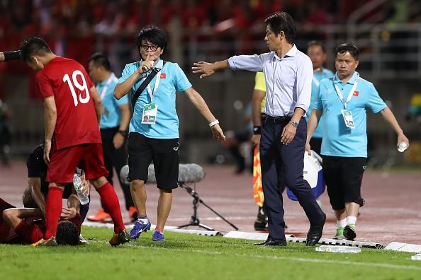 Đức Chinh 'nổ súng', U23 Việt Nam bất bại; Nishino nhận áp lực - ảnh 3